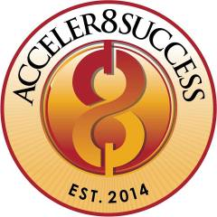 Acceler8Success Logo